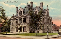 Old Post Office in 1910