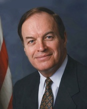 Senator Richard Shelby, the top-ranking Republican on the Senate Banking Committee