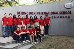 Traveling boarding schools, like THINK Global School, partner with an IB school in each country they visit.