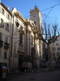Toulon Cathedral (11th to 18th centuries)