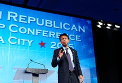 Governor Jindal at 2015 Southern Republican Leadership Conference, Oklahoma City, OK
