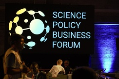 The United Nations Global Science-Policy-Business Forum on the Environment in Nairobi, Kenya (2017).
