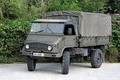 The first Unimog solely designed for military purposes, the Unimog 404
