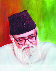 Allamah Sayyid Abul A'la Maududi was the most influential Islamic theologian of the 20th century.[30]