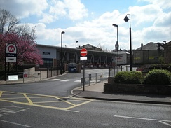 Batley bus station