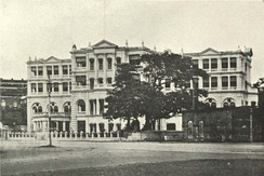 Bengal United Service Club, c. 1905