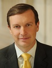 Chris Murphy, official portrait, 113th Congress (cropped).jpg