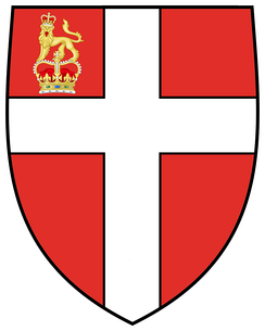 Coat of arms of the order