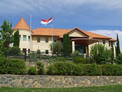 Croatian Embassy in Canberra