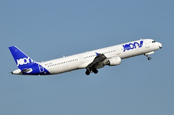 A former Joon Airbus A321-200