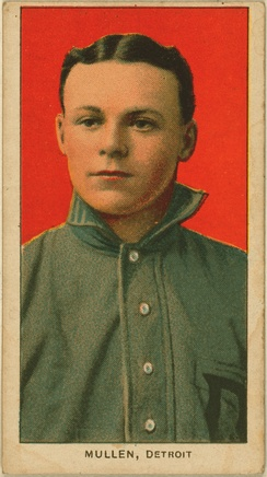 George Mullin made ten Opening Day starts for the Detroit Tigers.