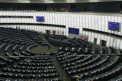The European Parliament is the only supranational organ elected with universal suffrage (since 1979).