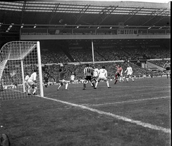 The 1973 FA Cup Final which Leeds surprisingly lost to Second Division Sunderland.