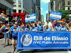 NYC Pride in 2012