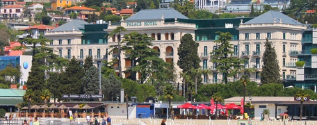 Portorož is the largest seaside tourist centre in Slovenia