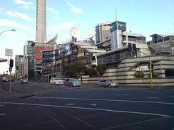 TVNZ headquarters in Auckland.