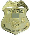 Counterintelligence Special Agent Badge