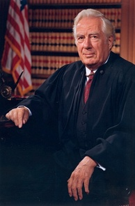 Warren E. Burger, 15th Chief Justice of the United States (1969–1986)