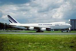 Air France Cargo Asie Boeing 747-200F