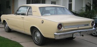 1966 Ford Falcon Sports Coupe