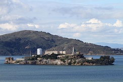Alcatraz receives 1.5 million annual visitors.[158]