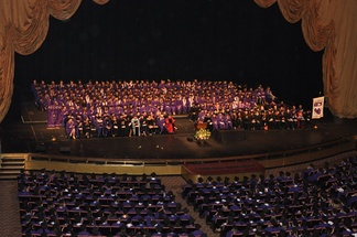 College of Arts & Science graduation ceremony