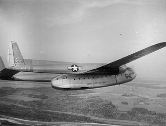 Fairchild C-119C-26-FA Flying Boxcar Serial 51-2640 781st Troop Carrier Squadron, 1954