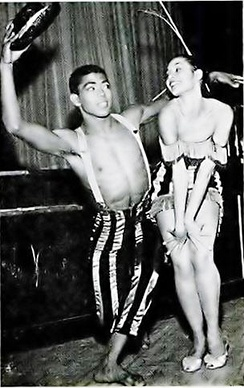 Alvin Ailey and Carmen de Lavallade (1954)