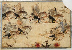 Mongols at war 14th century