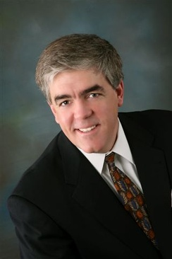 Dirk Beveridge, who also ran in the Republican primary in the 8th district