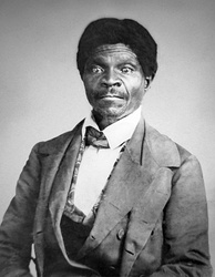 Dred Scott, who lost a legal suit for his freedom in the United States Supreme Court in 1857