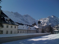 Engelberg Abbey was a major power and controlled the parishes in Obwalden
