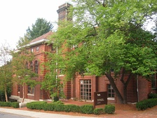 Goddard Hall, the Fletcher School