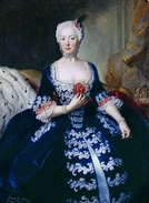 Queen Elisabeth Christine