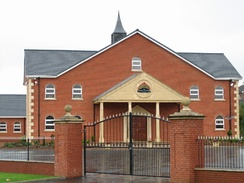 Lisburn Free Presbyterian Church, County Antrim, Northern Ireland