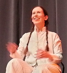 Meredith Monk in 2014