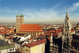 Frauenkirche in Munich