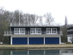 Oriel shares a boathouse with Lincoln and The Queen's Colleges.