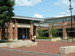 Penn State's student union building, the HUB-Robeson Center