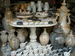 Marble Products in Romblon, Philippines.
