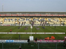 The Stadio Alberto Braglia, home of Modena FC.