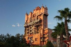 The Twilight Zone Tower of Terror opened in 1994, as part of the park's first expansion.