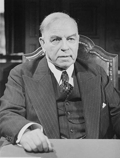 William Lyon Mackenzie King was Prime Minister during the 16th Canadian Parliament.