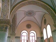 Центральный зал мечети