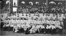 The 1903 Boston Americans and Pittsburgh Pirates