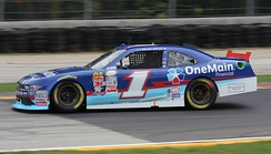 2015 Roush Fenway car at Road America