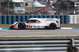 Penske ran the Acura ARX-05 in the DPi class, to some successful results.