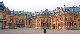 The Palace of Versailles is one of the most popular tourist destinations in France.