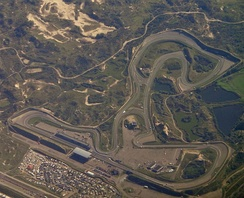 Aerial image of the circuit (2016)