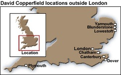 The England of David Copperfield.